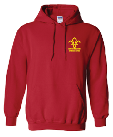 11th Nuneaton Scout Uniform Hoody