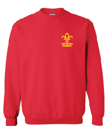 11th Nuneaton Scout Uniform Sweatshirt
