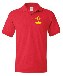 11th Nuneaton Scout Uniform Polo