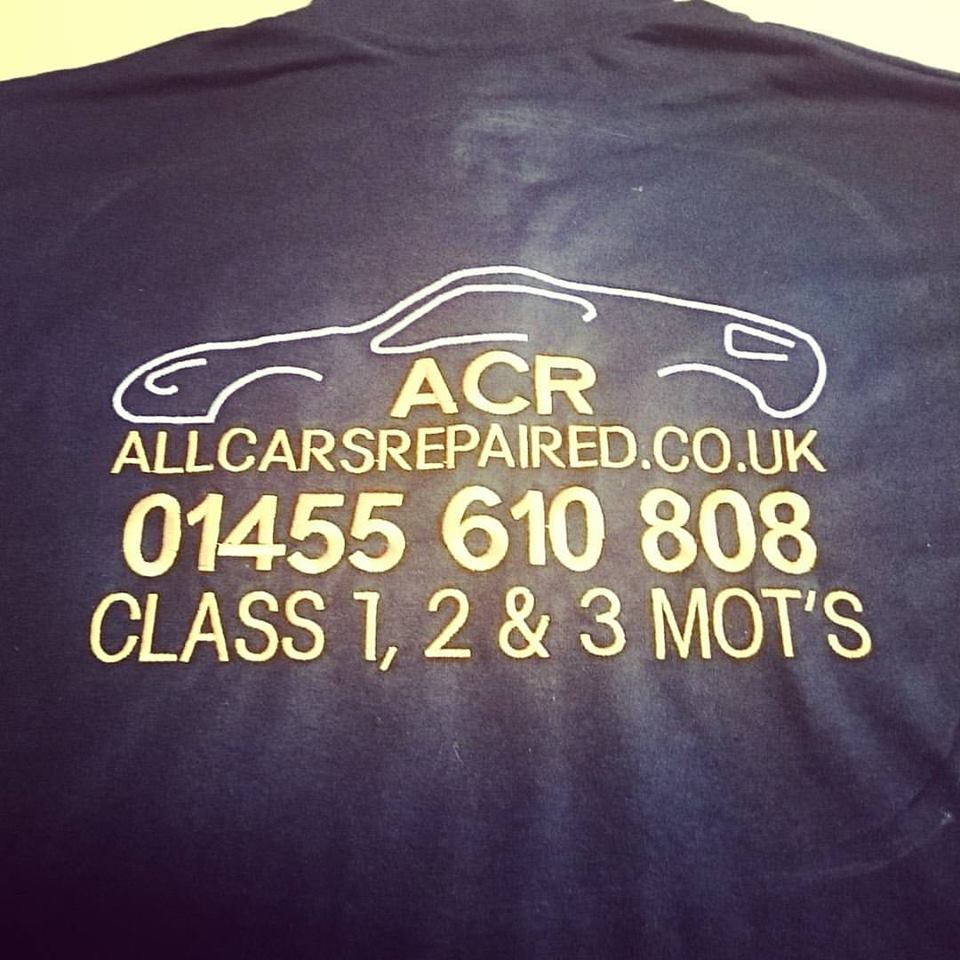 ACR Embroidered Uniform