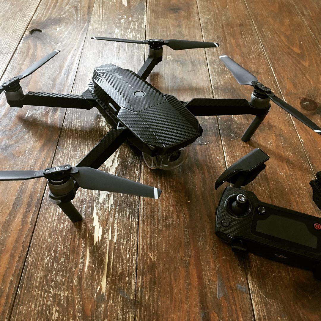 DJI Mavic Drone Wrap