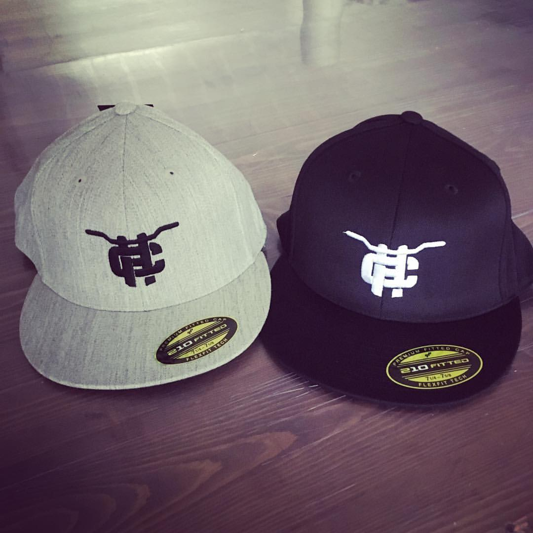 Embroidered Snap Back Caps