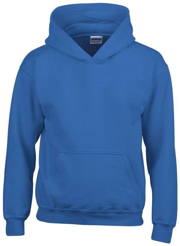 Heavy Blend™ youth hooded sweatshirt