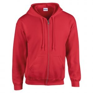 Heavy Blend™ youth full-zip hooded
