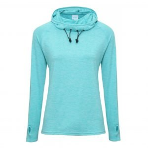 Girlie cool cowl neck top