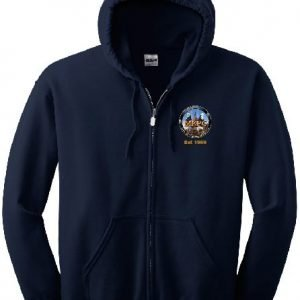 MRPC Members Clothing Zip Hoody