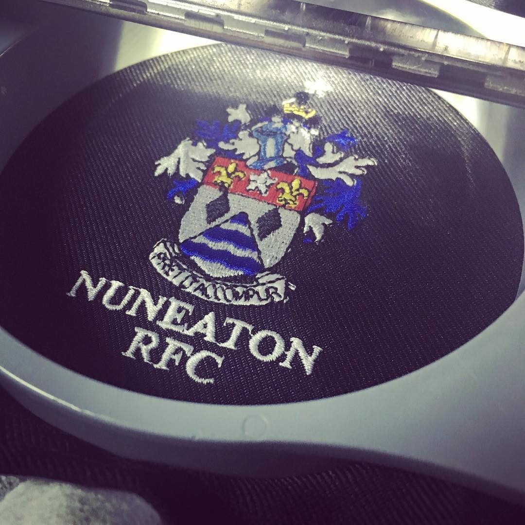 NRFC Embroidered Club Badge