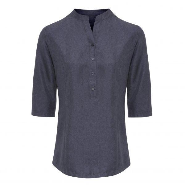 Verbena linen look beauty tunic