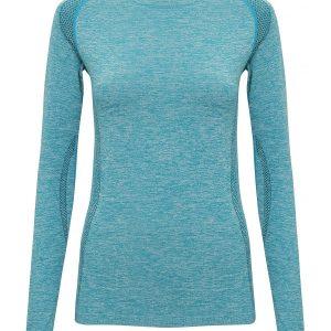 Women's TriDri® seamless '3D fit' multi-sport performance long sleeve top