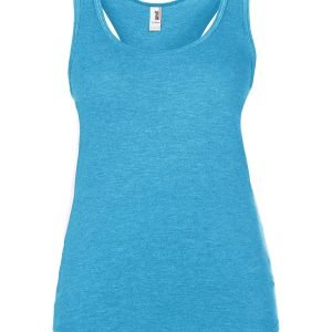Anvil women's triblend racerback tank