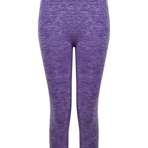 Women's seamless cropped leggings