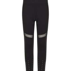 Kids panelled leggings