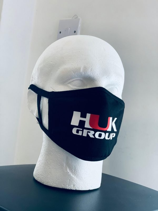 Washable 2-ply Face Covering / Mask | Huk Group Nuneaton