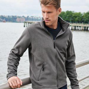 Hammer™ unisex microfleece jacket