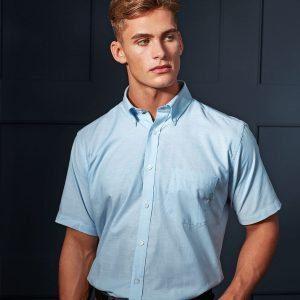 Signature Oxford short sleeve shirt